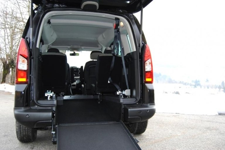 Citroen Berlingo Handy Eco con pedana
