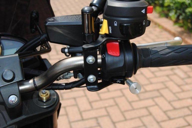 Zubehör für Motorräder und Behinderte