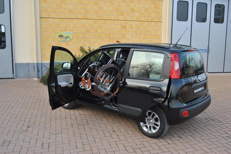 Carga de silla de ruedas (Cód.VSCHO)