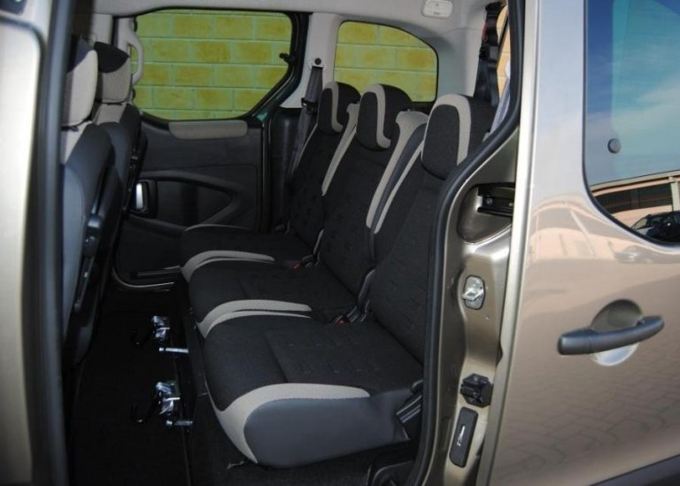 Interiores Citroen Berlingo Handy Eco
