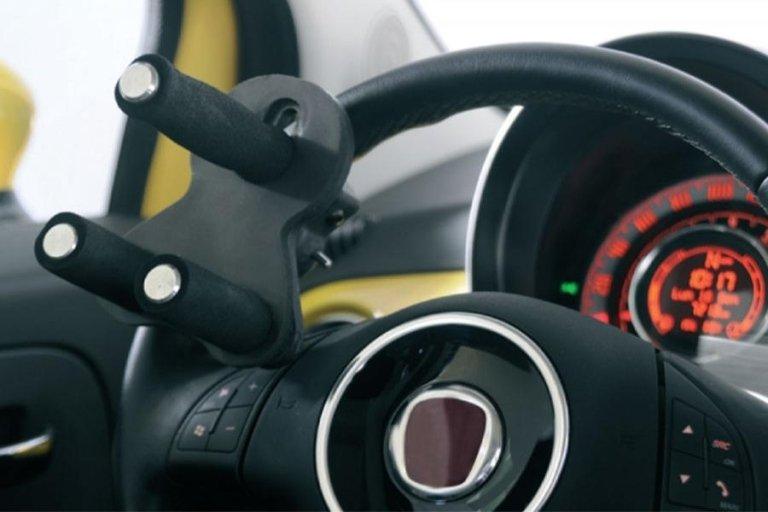 Sistemi di guida per teraplegici
