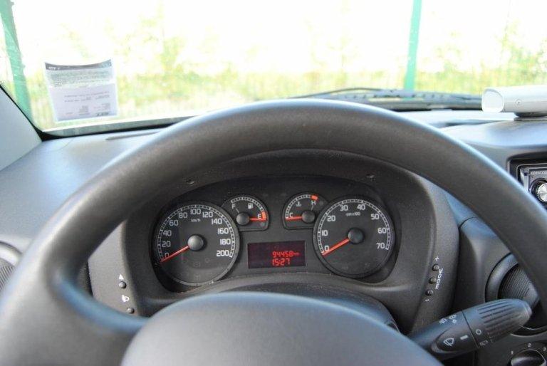 FIAT DOBLO' HOCHDACH 1.3 MJT 90 PS