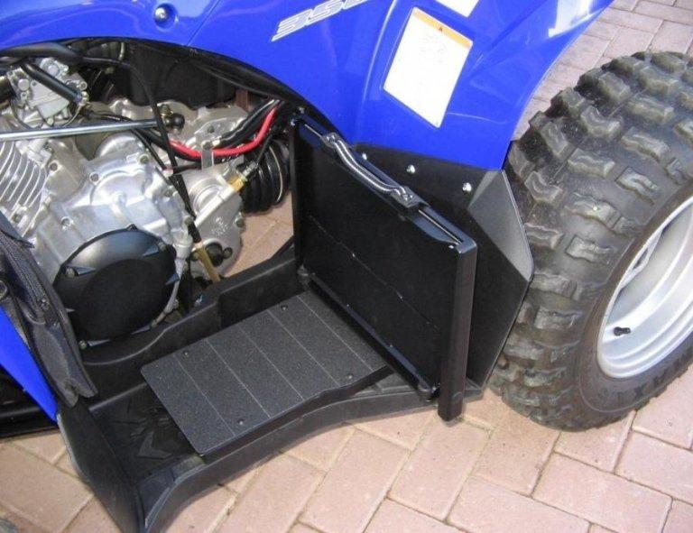 Quad für Behinderte
