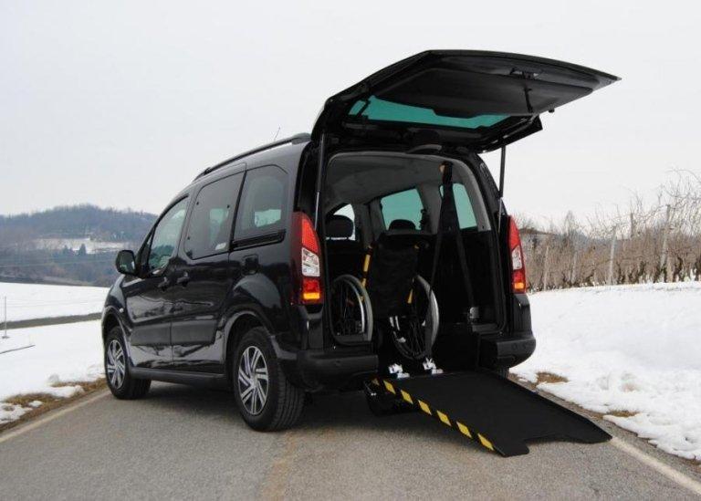Citroen Berlingo Handy Eco with platform