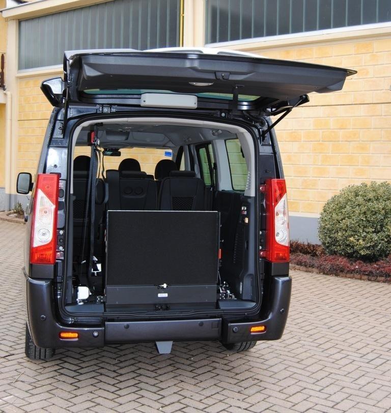 Citroen Jumpy Handy Eco Boot