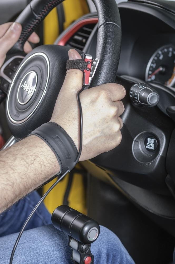 Paraplegic driving systems