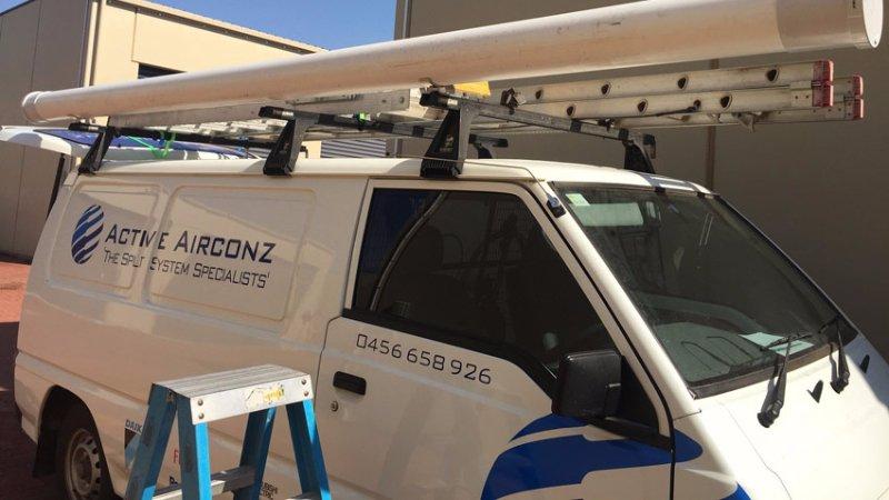 active airconz service van
