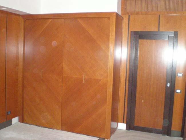 Armadi in legno a Leonessa