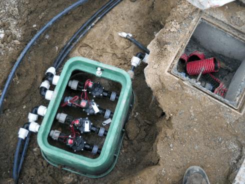 La ditta Di Guardo offre servizio di montaggio e collaudo impianti di irrigazione.