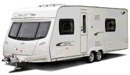 View of a caravan