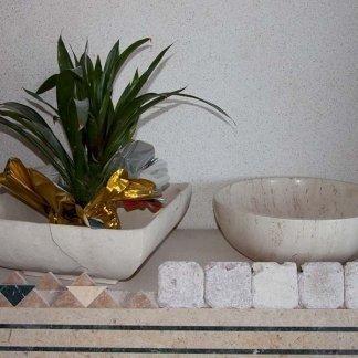 oggetti in marmo