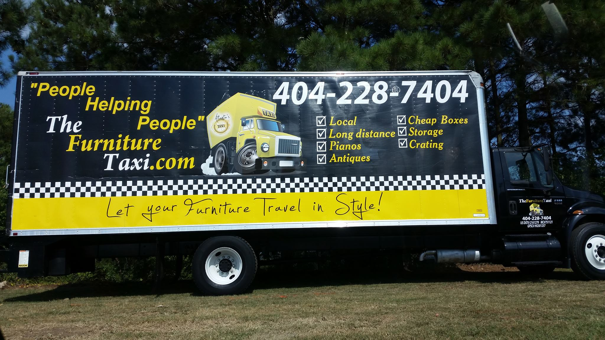 Furniture Taxi Movers