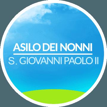 ASILO DEI NONNI GIOVANNI PAOLO II Logo