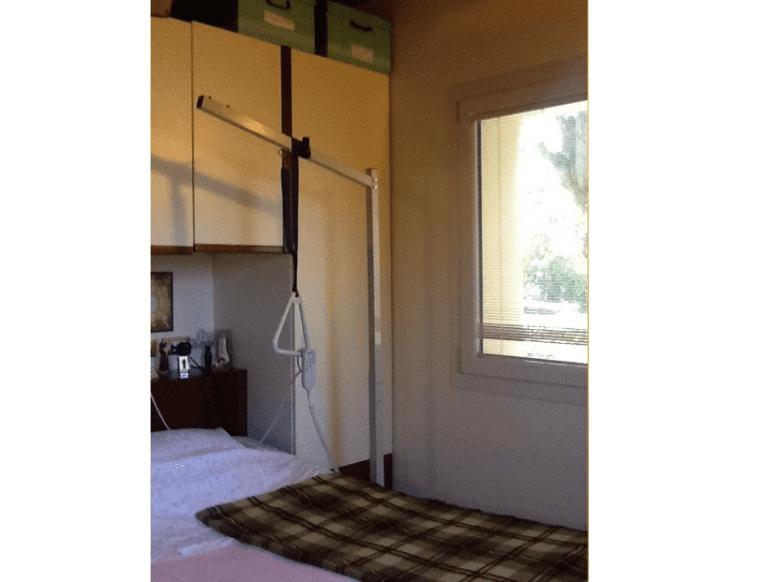 interni della suite della casa di riposo