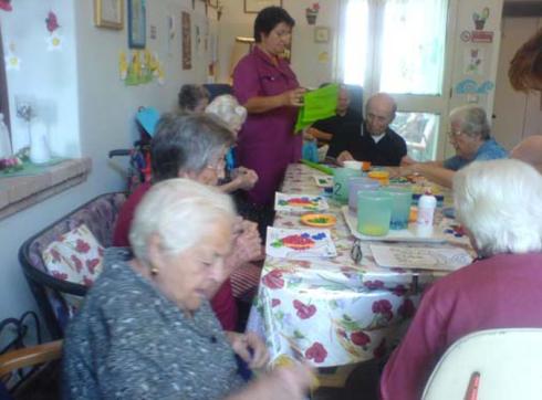 gallery fotografica esterni casa di riposo asilo dei nonni