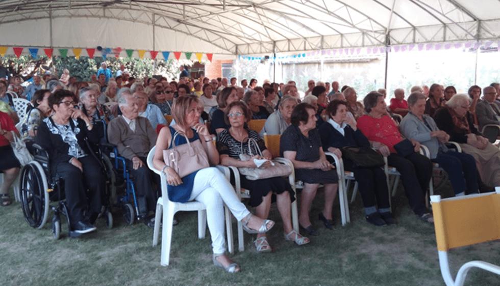 inaugurazione casa di riposo asilo dei nonni