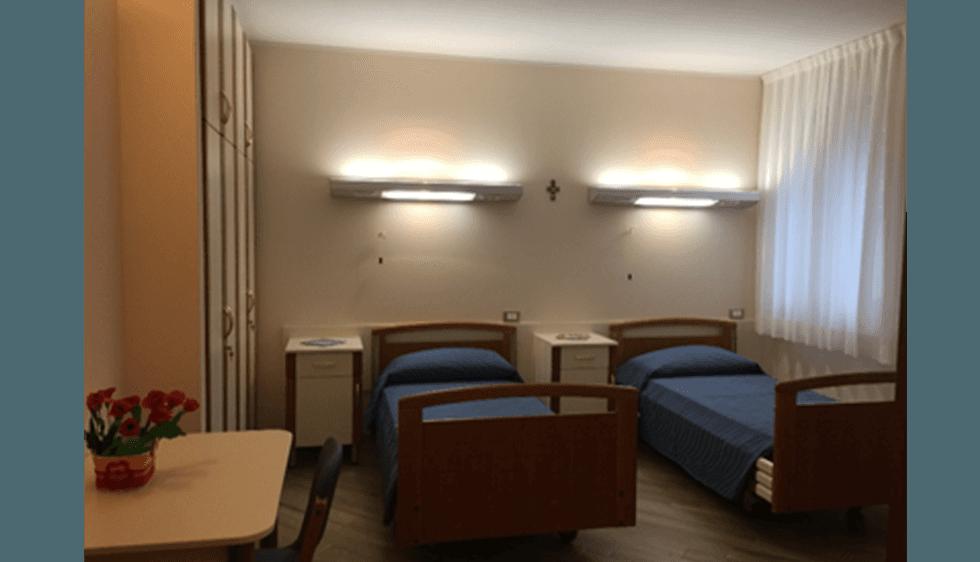 gli interni della casa di riposo asilo dei nonni - gallery