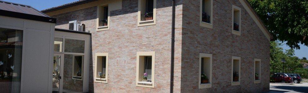 la struttura principale dell'asilo dei nonni
