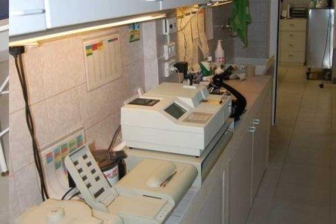 laboratorio veterinario