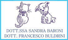 AMBULATORIO VETERINARIO ASSOCIATO D.SSA BARONI  DR. BULDRINI - LOGO