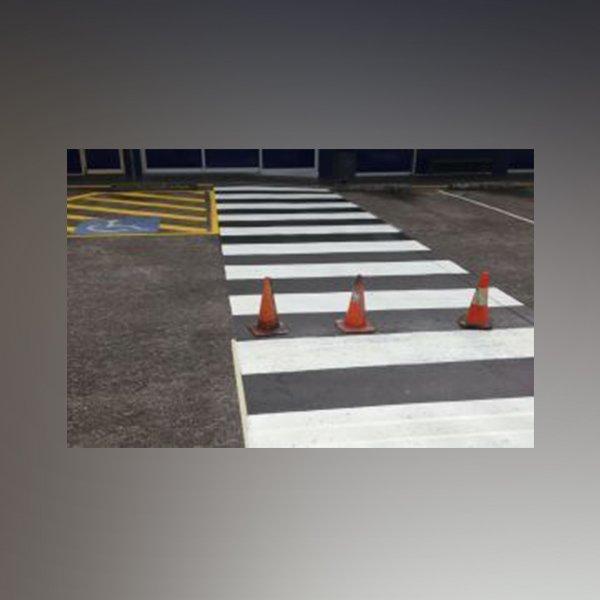 austrak linemarking line marking cone