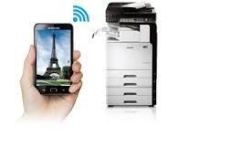 Stampa da smartphon tramite App