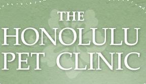 The Honolulu Pet Clinic logo