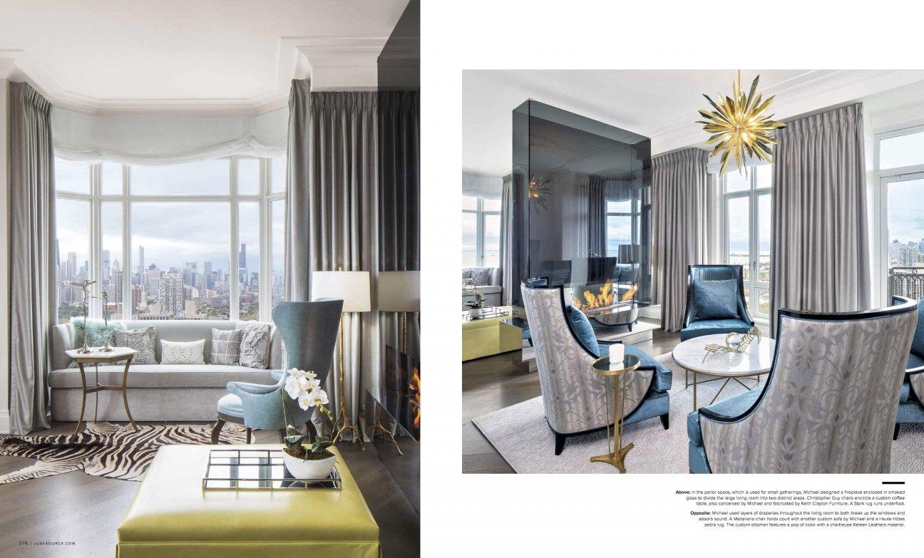 Top chicago interior designer anthony michael interior - Top chicago interior designers ...