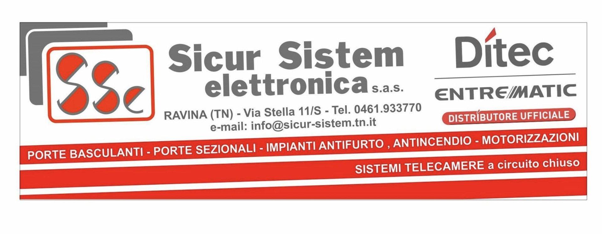 Sicur Sistem Elettronica SAS Trento