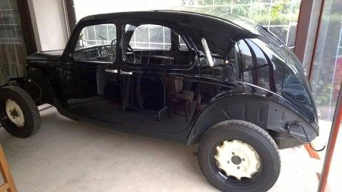 tappezzerie auto d'epoca