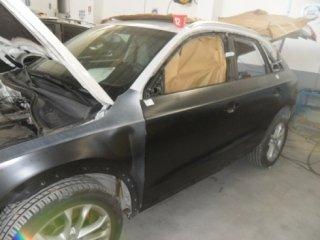 riparazioni auto dei Carabinieri