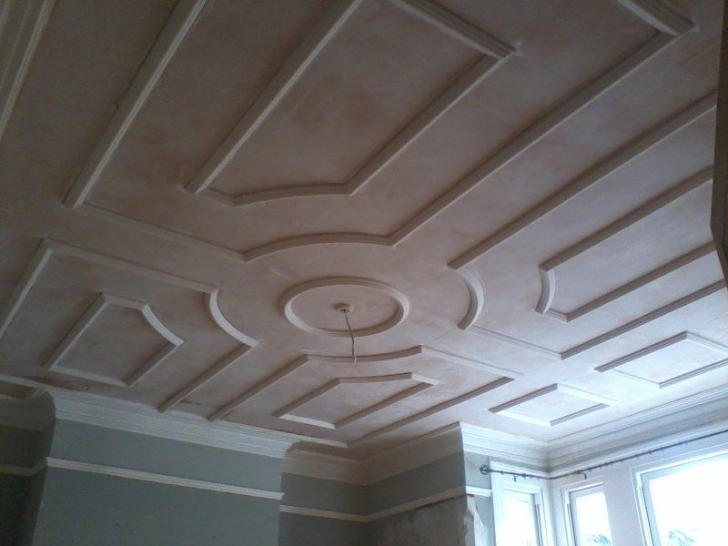 Repairs of existing mouldings