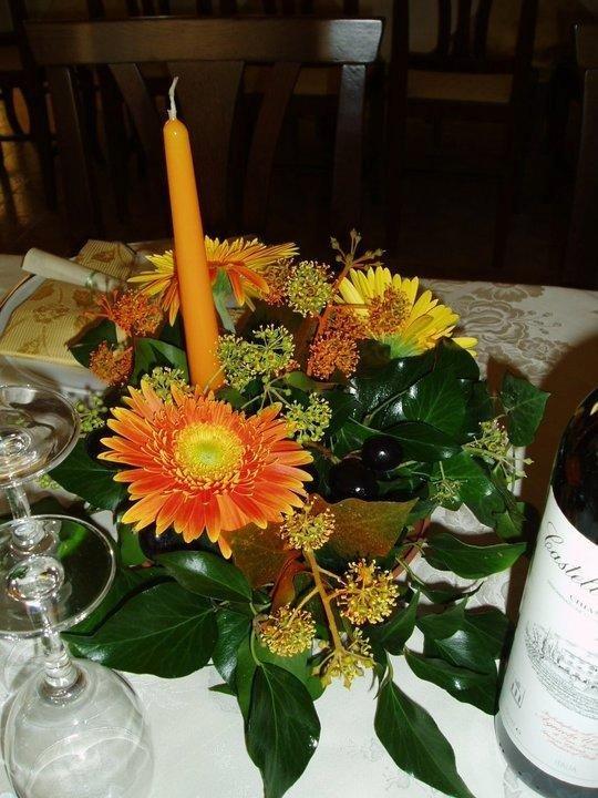 decorazione di fiori