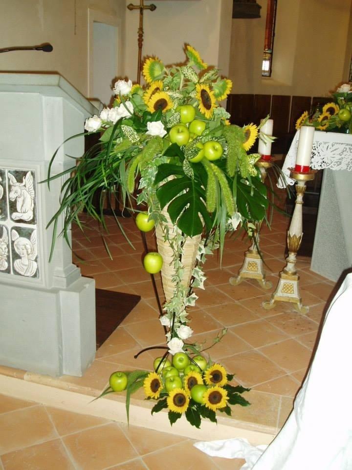 addobbi floreali per matrimoni Anghiari