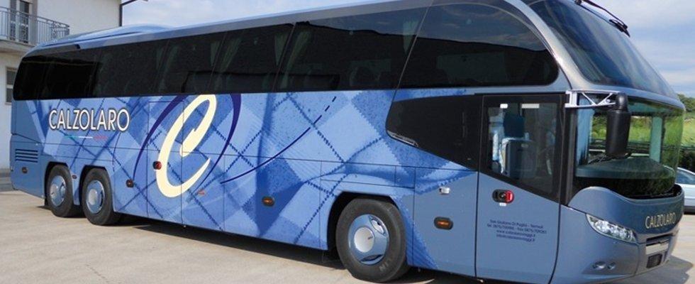 noleggio autobus