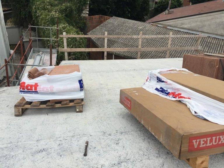 coperture edili con isotegola