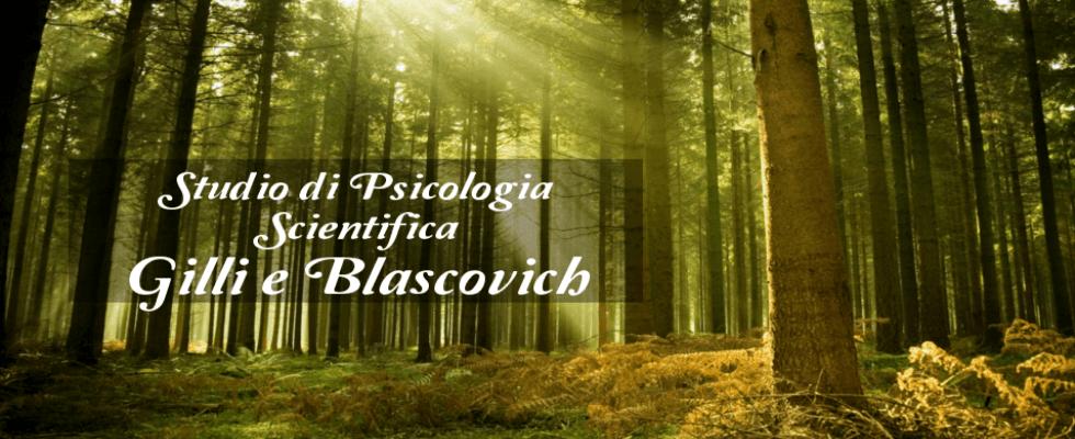 studio di psicologia gilli e blascovich - logo