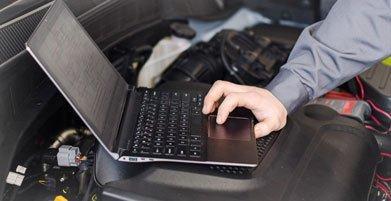 Vehicle diagnostics service