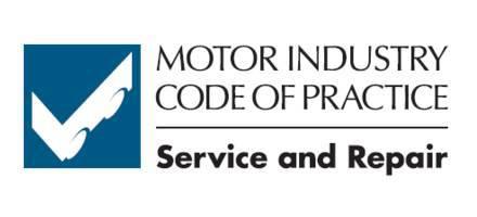 Motor industry logo