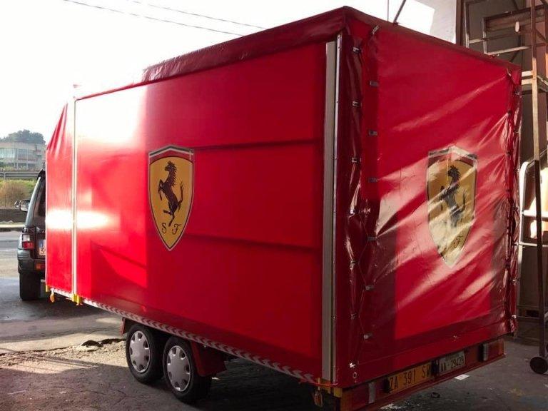 teloni per camion