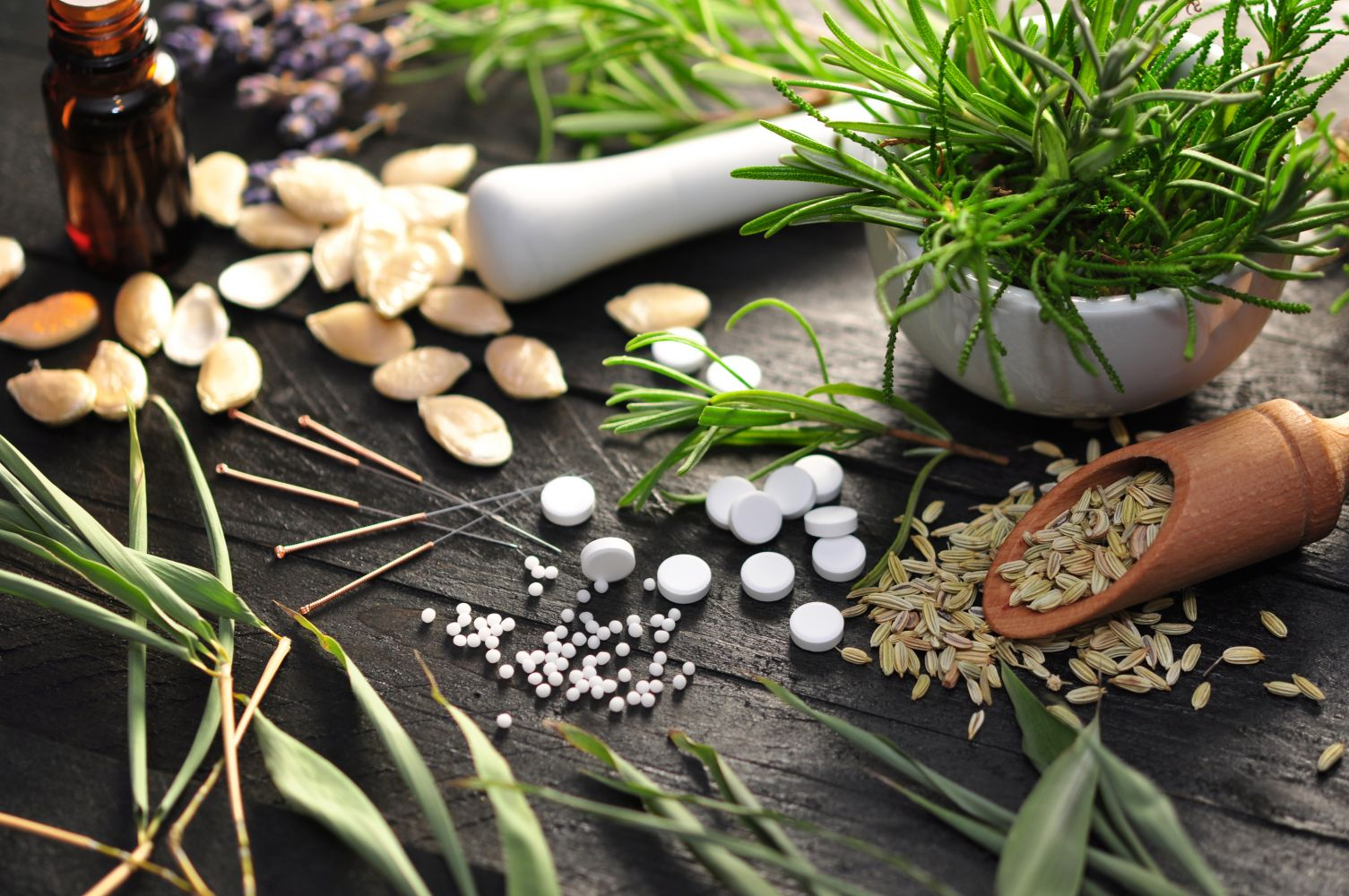 Natural medicine for acupuncture therapy in Kapaa, HI