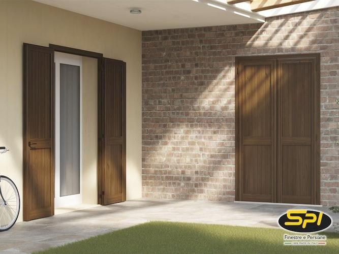 persiane per porte finestre su misura SPI