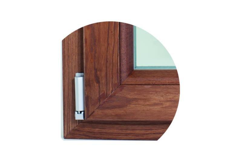 finestre pvc legno Gruppo Finestre