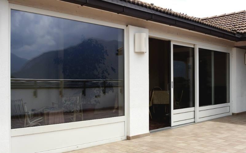 porta finestra scorrevole alzante pvc Vision