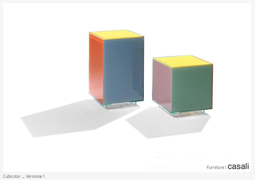 Cubi color Versione