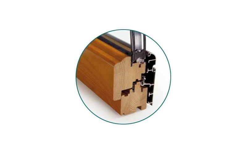 vendita serramenti legno e alluminio