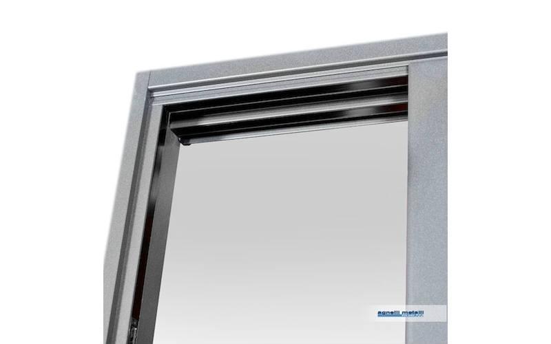 commercio serramenti alluminio scorrevoli Alexia Sistemi
