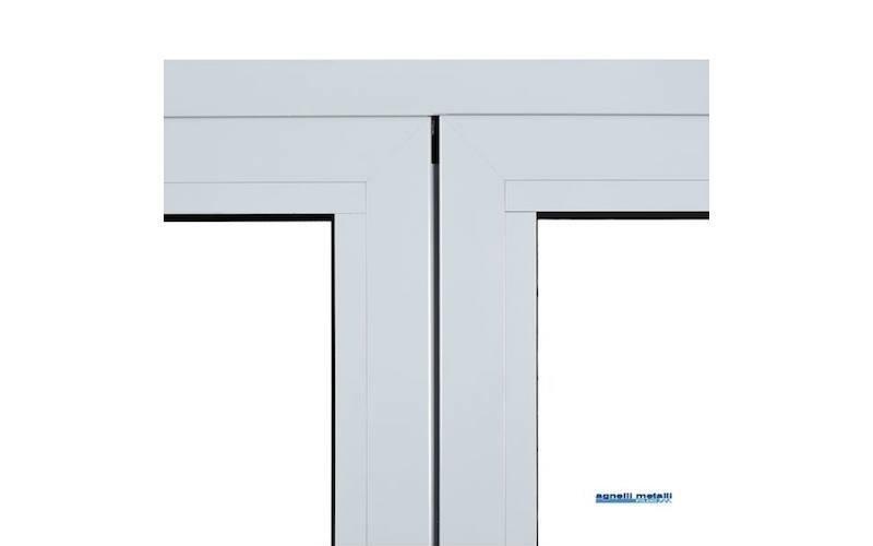 fornitura serramenti in alluminio Magnum Alexia Sistemi Milano