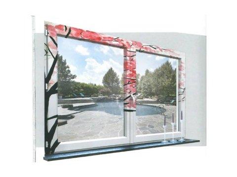 finestra pvc Clima Design