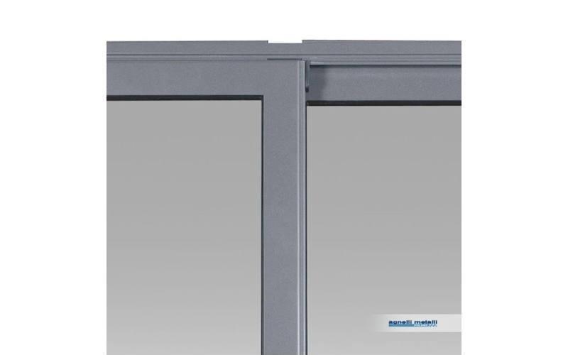 fornitura serramenti alluminio scorrevoli Alexia Sistemi